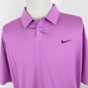 Nike Tiger Woods Collection XXL Golf Polo Shirt